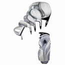 Adams Golf- Ladies A7OS Integrated 13 Piece Complete Set With Bag