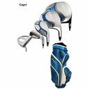 Adams Golf- Ladies A7OS Integrated Complete Set With Bag