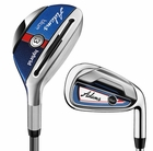 Adams Golf- Ladies Blue Combo Irons Graphite