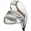 Adams Golf- Ladies Idea A7 OS 4-PW/SW Irons Graphite
