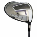 Adams Golf- Ladies Speedline Super S Black Driver