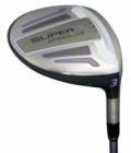 Adams Golf- Ladies Speedline Super S Black Fairway Wood