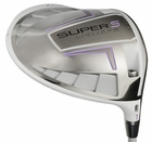 Adams Golf- Ladies Speedline Super S White Driver