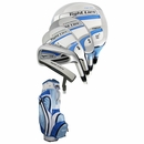 Adams Golf- Ladies Tight Lies Complete Set With Bag