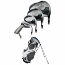 Adams Golf- Ladies Tight Lies Plus 1312 Complete Set With Bag