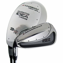 Adams Golf- LH Idea A1 3-PW Irons Steel (Left Handed)