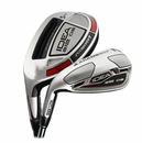 Adams Golf - LH Idea A12 OS Hybrid Irons 4-PW/GW Graphite/Steel (Left-Handed)
