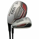 Adams Golf- LH Idea A3 OS Hybrid Irons Graph/Steel (Left Handed)