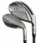 Adams Golf- LH New idea Hybrid Irons Graph/Steel (Left Handed)