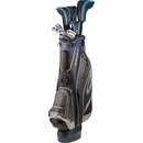 Adams Golf- LH Speedline Complete Set With Bag Graphite/Steel (Left Handed)