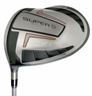 Adams Golf- LH Speedline Super S Black Driver (Left Handed)