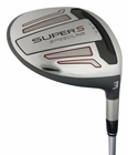 Adams Golf- LH Speedline Super S Black Fairway Wood (Left Handed)