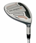 Adams Golf- LH Speedline Super S Black Hybrid (Left Handed)