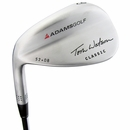 Adams Golf- LH Tom Watson Pearl Satin Wedge Steel (Left Handed)