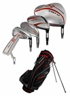 Adams Golf- Speedline Plus Complete Set With Bag Graph/Steel