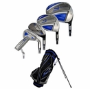 Adams Golf- Speedline Complete Set With Bag Graphite