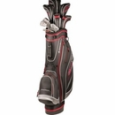 Adams Golf- Speedline Plus Complete Set With Bag Graphite