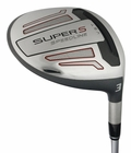 Adams Golf- Speedline Super S Black Fairway Wood