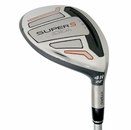 Adams Golf- Speedline Super S Black Hybrid