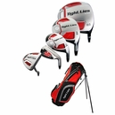 Adams Golf- Tight Lies 1012 Complete Set With Bag
