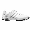 Adidas- Adipower Tour White Golf Shoes