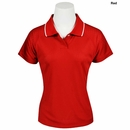 Adidas - Climacool� Mesh Ladies Short Sleeve Polo