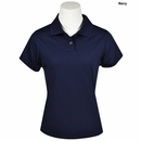 Adidas- Climacool Pique Ladies Short Sleeve Polo