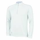 Adidas Golf 3-Stripes Piped 1/4 Zip Pullover