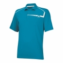 Adidas Golf- Climachill Chest Print Polo