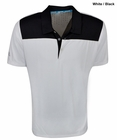 Adidas Golf- Climachill Shoulder Print Polo