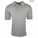 Adidas Golf- Climalite Heathered Polo