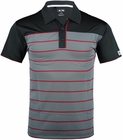 Adidas Golf- Climalite Jersey Contrast Piping Polo