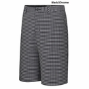 Adidas Golf- ClimaLite Neutral Plaid Shorts