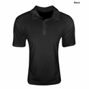 Adidas Golf- Climalite Solid Stretch Jersey Polo
