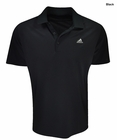 Adidas Golf- Climacool Debossed 3-Stripe Polo