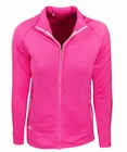 Adidas Golf Ladies 3-Stripes Piped Jacket
