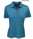 Adidas Golf- Ladies Advance Merchandising Polo