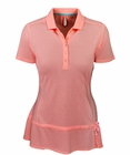 Adidas Golf- Ladies Advance Pique Short Sleeve Polo