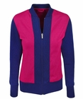 Adidas Golf- Ladies Advance Quilted Bomber Jacket