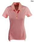 Adidas Golf- Ladies Climacool Ventilated Polo