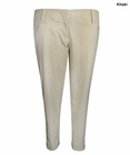 Adidas Golf- Ladies Contrast Cropped Pocket Pants