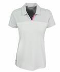 Adidas Golf- Ladies Puremotion Contrast Blocked Polo