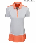 Adidas Golf- Ladies Tour Accordion Tunic Top