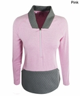 Adidas Golf- Ladies Tour Modal Quilted Tunic