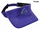 Adidas Golf - Logo Visor Purple