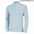 Adidas Golf- Mixed Media 1/4 Zip Pullover
