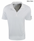Adidas Golf- Pure Motion Solid Jersey Polo