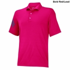 Adidas Golf Puremotion Climacool 3-Stripes Sleeve Polo