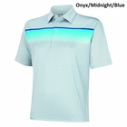 Adidas Golf- Puremotion ClimaCool Chest Print Polo
