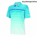Adidas Golf- Puremotion ClimaCool Gradient Block Polo